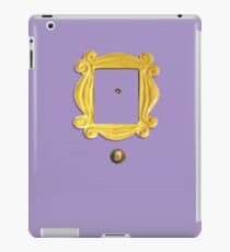 Monica's Peephole Door Friends Tv Show iPad Case/Skin