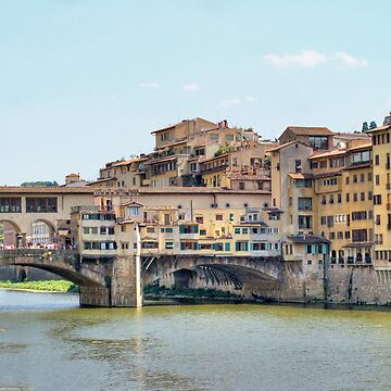 Pontevecchio by DickPountain