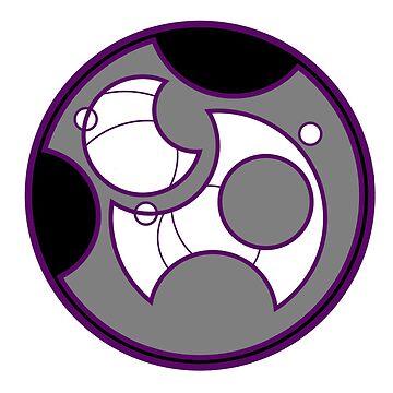 Space Ace in Circular Gallifreyan by FireLemur
