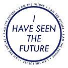 I AM THE FUTURE by Alexandra Constantinou