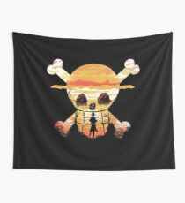 Straw Hat Crew Wall Tapestry