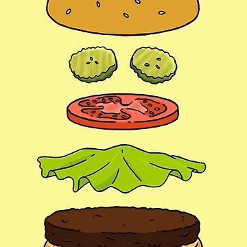 Yes I Cayenne Burger! by NPCcosplay