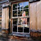Reflections of Old Salem by Lolabud