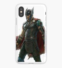 thor ragnarok iPhone Case/Skin