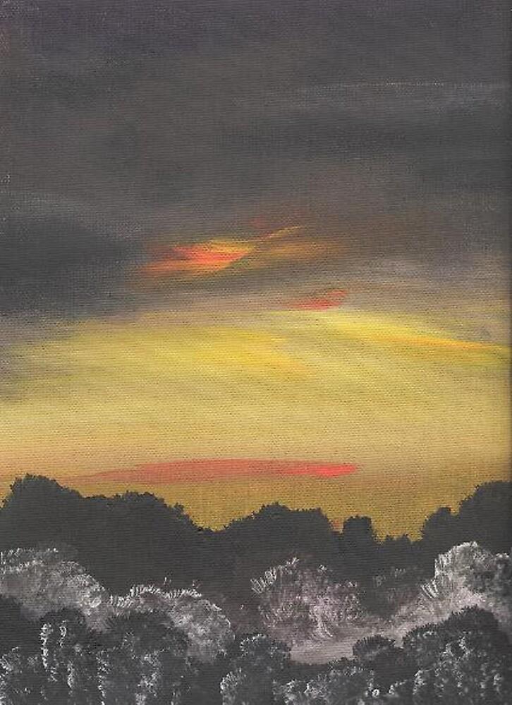 Sky by Ginger Lovellette