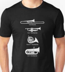 Funny Types Of Trombone Unisex T-Shirt