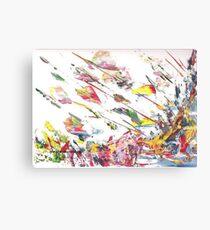 Flying Arrows Canvas Print
