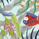 Seascape by Virginia Roper