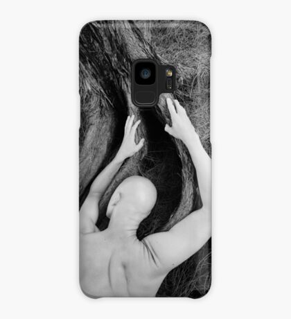 Man and tree Case/Skin for Samsung Galaxy