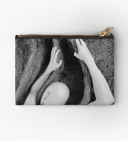 Man and tree Studio Pouch