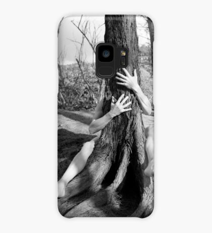 Hands and tree Case/Skin for Samsung Galaxy