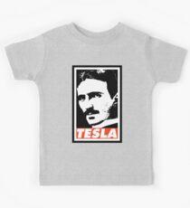 TESLA Kids Tee