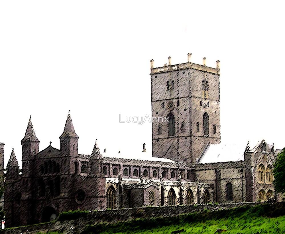 Castle by LucyAnnx
