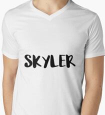 SKYLER Men's V-Neck T-Shirt