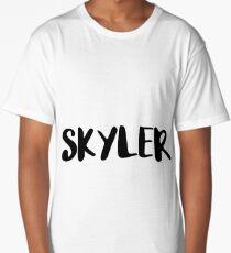 SKYLER Long T-Shirt
