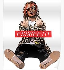 Lilpump Posters Redbubble