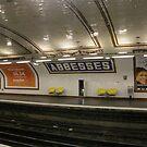 paris underground by megga
