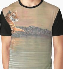 Tiger. Jewe In The Crown Graphic T-Shirt