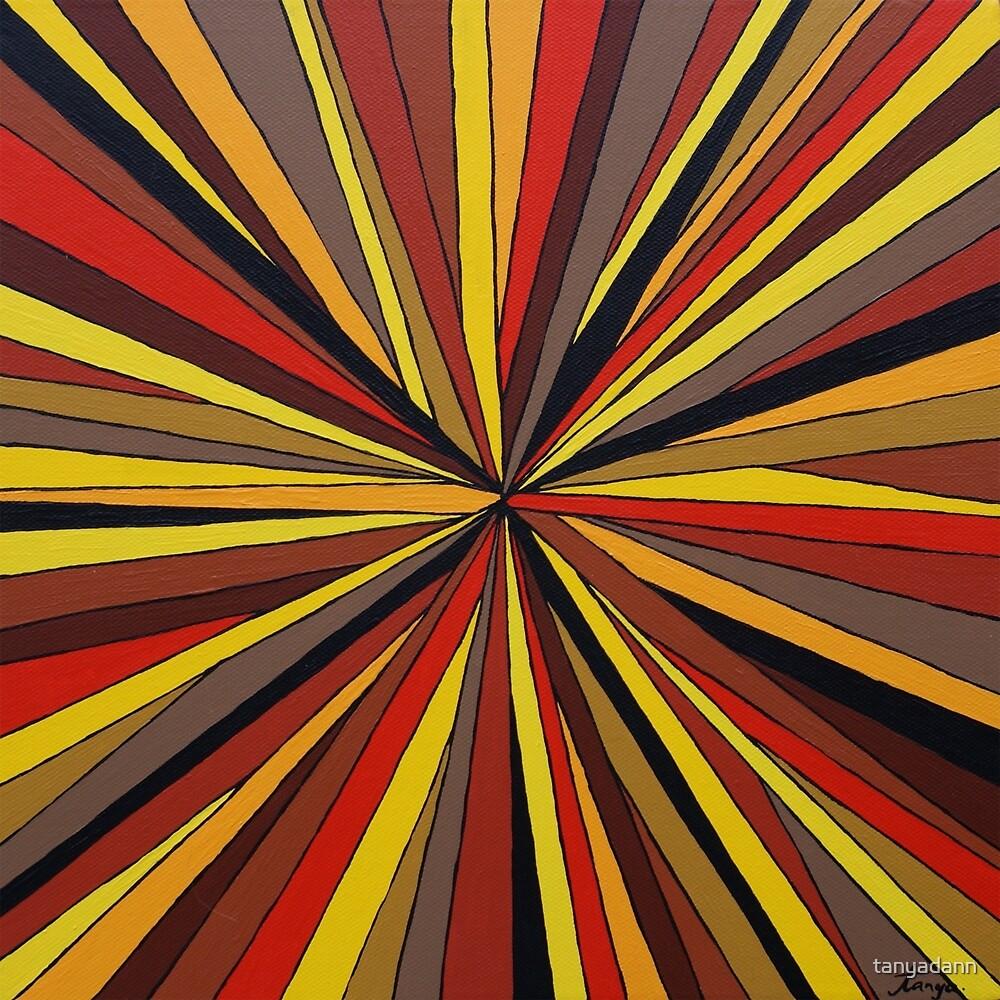 Circular rays by tanyadann