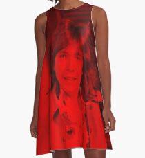 David Cassidy - Celebrity A-Line Dress