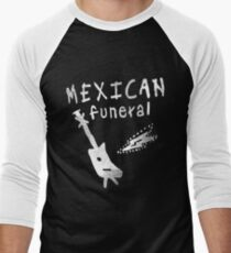 Mexican Funeral Dirk Gently's inspired design Men's Baseball ¾ T-Shirt