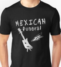 Mexican Funeral Dirk Gently's inspired design Unisex T-Shirt