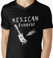 Mexican Funeral Dirk Gently's inspired design Men's V-Neck T-Shirt