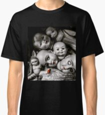 Scary Dolls 2 Classic T-Shirt