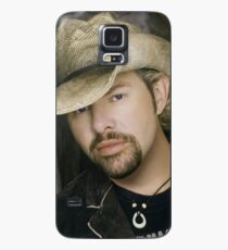 Toby Keith - Celebrity (Oil Paint Art) Case/Skin for Samsung Galaxy
