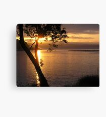 I THANK GOD I SEE THIS BEAUTIFUL DAY  Canvas Print