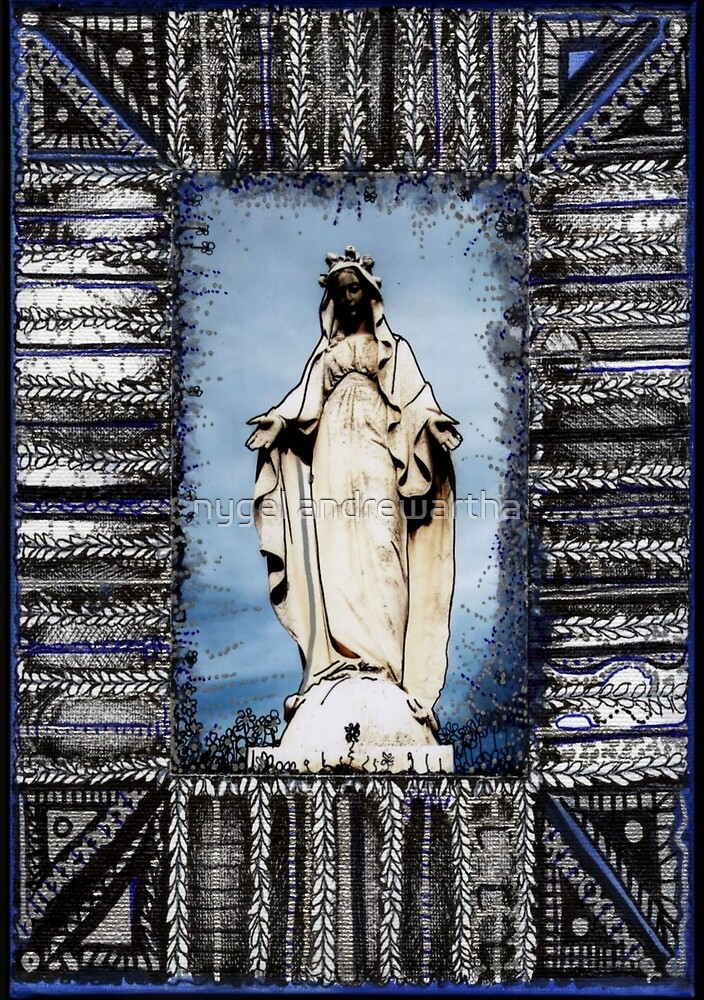 Mary by ARTISTWERQ
