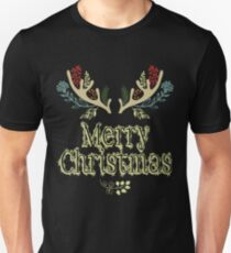 Merry Christmas Tshirt T-Shirt