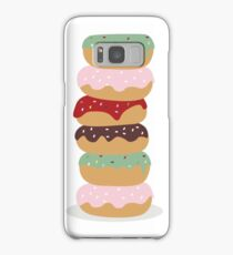 Mountain of Donuts in my Dream - National Donut Day Samsung Galaxy Case/Skin