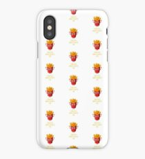 Time Fries When I'm With You iPhone Case/Skin
