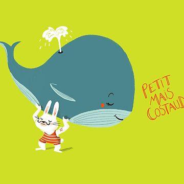 «Little but Strong - Whale» par BabyKarot