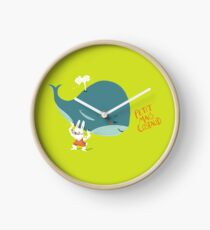 Little but Strong - Whale Horloge