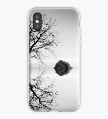 Rising water..... iPhone Case