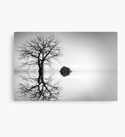 Rising water..... Metal Print