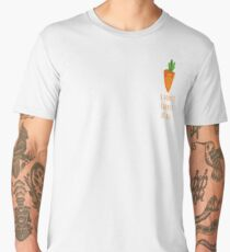 I don't carrot at all Men's Premium T-Shirt