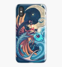 Festival of the Flying Fish iPhone Case