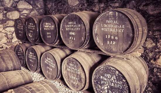 Royal Lochnagar Rare and Special Casks by wsglobal