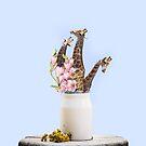 Ein Bündel Giraffen von PearTreePond