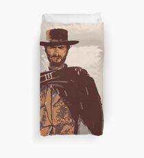 Clint Eastwood Duvet Cover