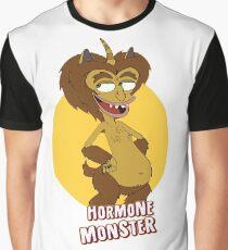 bm Graphic T-Shirt