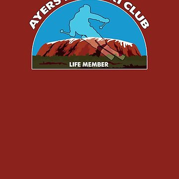 Ayers Rock Ski Club by lostsheep007