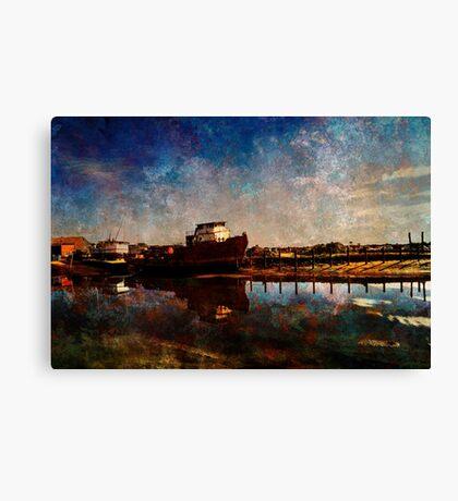 Bridport  Canvas Print