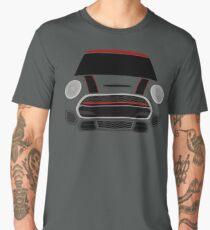 Red MINImalism Men's Premium T-Shirt