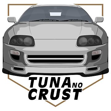 Tuna no crust by Subspeed
