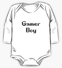 Gamer Boy One Piece - Long Sleeve