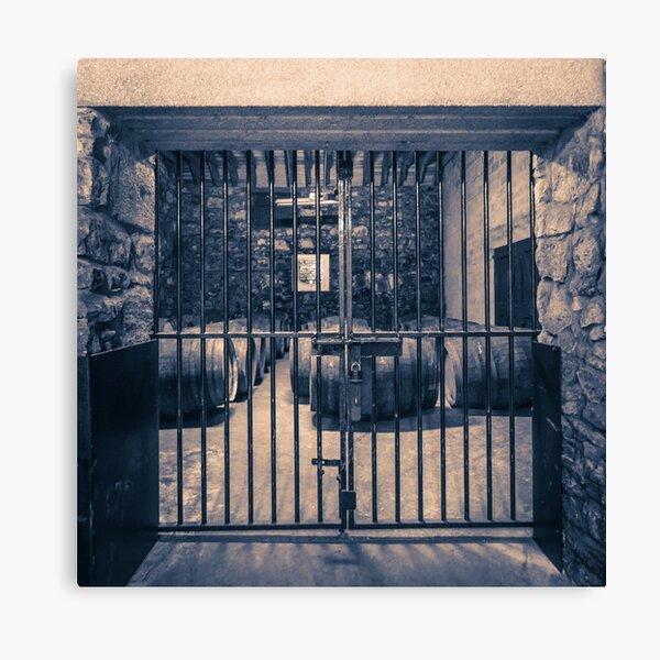 Royal Lochnagar Distillery Warehouse Canvas Print